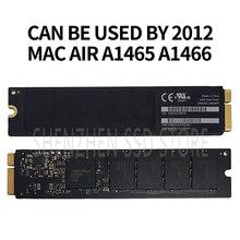 Оригинальный твердотельный диск 64 Гб 128 ГБ 256 ГБ для 2012 Macbook Air A1465 A1466 твердотельный диск Md231 md232 md223 md224 жесткий диск
