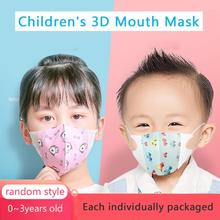 Disposable Masks Face-Cover-Mask Infant-Protection Mouth-Pm2.5 Breathable Children Dustproof