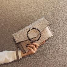 Women Bag Folding Clutch Purse Envelope Evening Bag Ladies Wedding Party Shoulder Bag Casual Chain Evening Handbag For Phone цена и фото