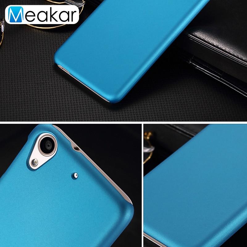 Matte Plastic Coque Cover 5.0For Htc Desire 626 Case For Htc Desire 626 626W 626G Phone Back Coque Cover Case