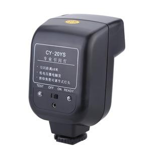 Image 2 - Universal Mini Camera Infrared Trigger Flash Speedlite for Canon Nikon Olympus Sony Fuji EOS M50 A7III A6500 NEX 7 GH4 X T20