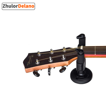BeatBox Guitar Neck Rest Support For All Guitar Bass Ukelele Instrument / Aroma Wall-mounted Hanger Rack Hook image