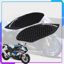For BMW S1000RR 2010 2018/ S1000R 2014 2018 Tank Traction Pads Anti Slip Sticker Motorcycle Side Decal Gas Knee Grip Protector