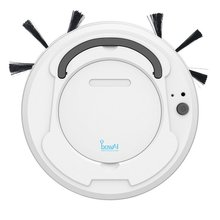 BowAL TOD-1800Pa Multifunctional Smart Floor Cleaner 3In1 Auto Rechargeable Smart Sweeping Robot Dry Wet Sweeping Vacuum Cleaner