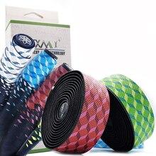 Bicycle Handlebar Tape 3 Colors Star Fade Race Bike Bar Cycling Road Waterproof EVA Wrap