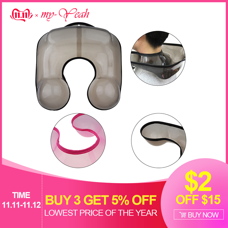 Professional Hair Coloring Shoulder Neck Tray Medicine Water Sink Barber Hair Dyeing Perming Cistern Hairdressing Tool
