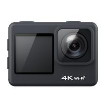 Action-Camera Anti-Shake Waterproof Cam Wifi EIS Underwater 4k 60fps Vedio F38 Ips-Screen