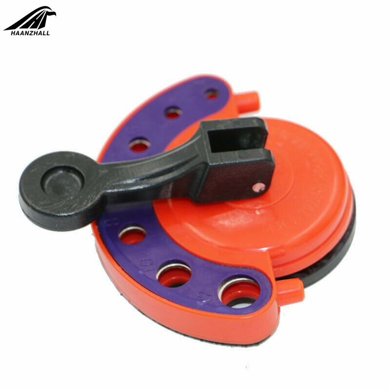4-12mm Adjustable Diamond Drill Bit Tile Glass Hole Saw Core Bit Guide With Vacuum Base Sucker Tile Glass Openings Locator