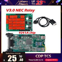 CDP TCS Multidiag Pro+ OBD2 Bluetooth V3.0 реле,00 keygen для автомобиля/грузовика OBD2 диагностический инструмент считыватель кодов obd2 сканер