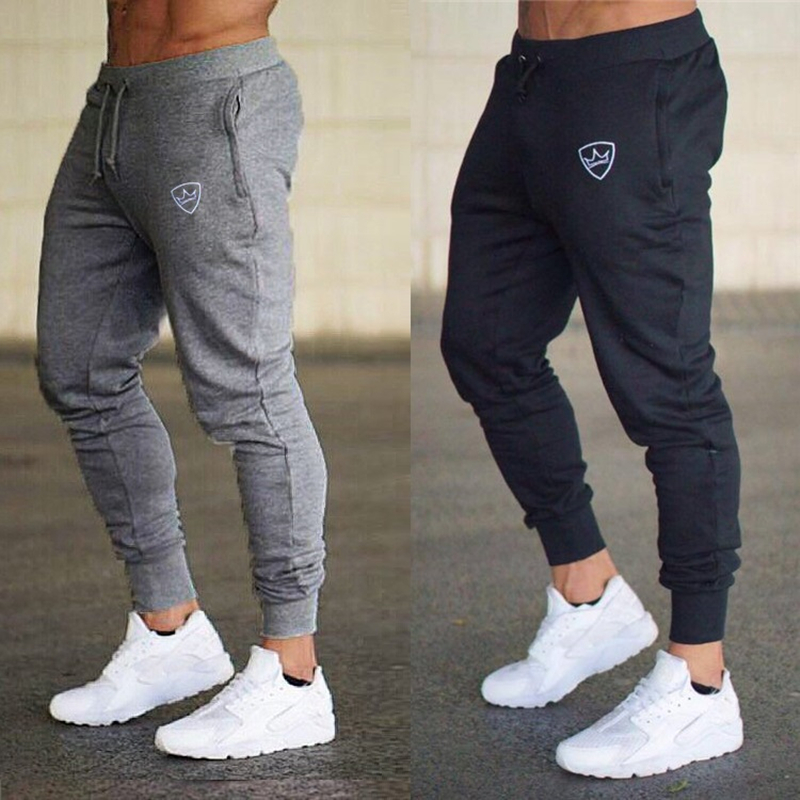 HOT Mens Sweatpants Casual Loose Plus Sport Trousers Straight Pants XL-7XL