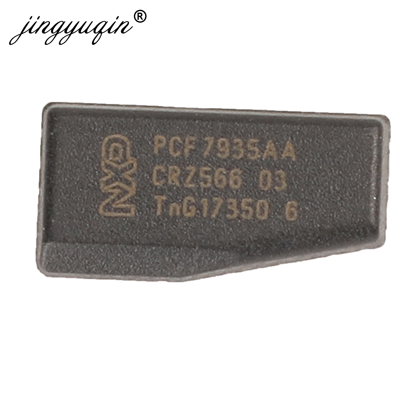 jingyuqin 5 pcs lote chip de chave do carro id44 44 pcf7935aa id chip de transponder