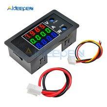 """0,2"""" светодиодный цифровой вольтметр Амперметр автомобиль, мотоцикл напряжение измеритель тока детектор напряжения Тестер монитор панель красный зеленый синий 10A"""