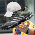 Brand men's golf shoes autumn mesh breathable golf sports training sports shoes large size 39-47 black white men's golf