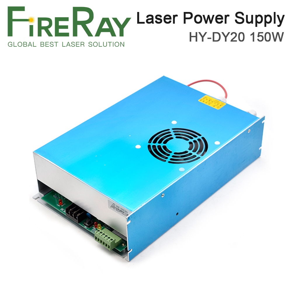 FireRay HY-DY20 150W Co2 Laser Power Supply For RECI Z6/Z8 W6/W8 S6/S8 Co2 Laser Tube Engraving And Cutting Machine