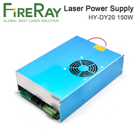 FireRay HY DY20 150W Co2 Laser Power Supply For RECI Z6/Z8 W6/W8 S6/S8 Co2 Laser Tube Engraving and Cutting Machine