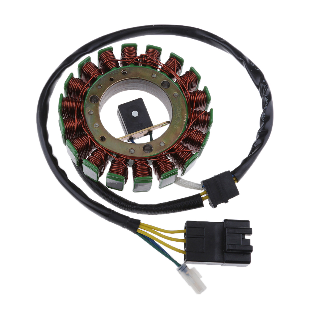 Stator Coil Magneto 12V 18 Pole 5 Wires For CFMOTO CF500 CF188 500CC CF600 ATV QUAD Magneto Stator Ignition Coil