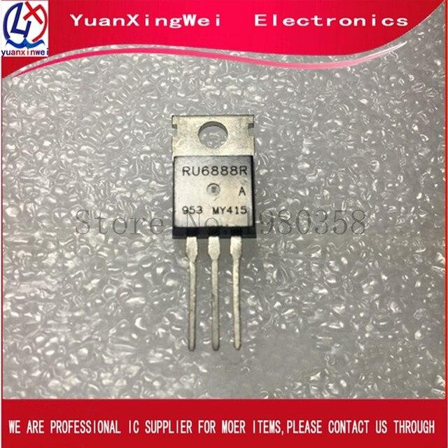 شحن مجاني 20 قطعة RU6888R RU6888 6888R إلى 220 أفضل جودة