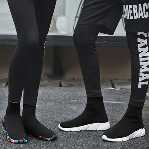 Image 5 - MWY modne buty w stylu Casual kobieta wygodna oddychająca siateczka miękka podeszwa kobiet platforma trampki kobiety Chaussure Femme basket femme