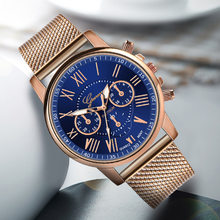 New Men/Women's Wristwatch Blue-ray glass Fashion Silicone Top Band Luxury Casua