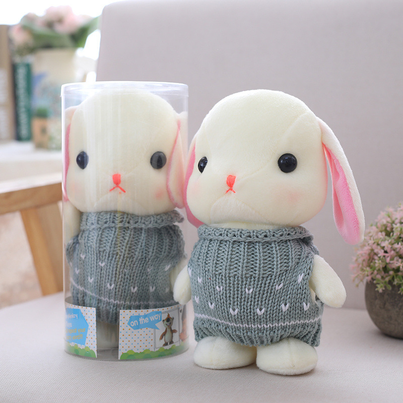 Cute Talking Singing Learn Walk Of Lop Plush Electronic Toy Children Gift