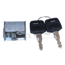 Lock-Key Switch-Battery Electric-Bicycle-Scooter Motorcycle Box for Honda Ignition Safety-Package
