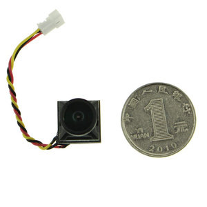 Image 2 - FPV Kamera Caddx Turbo EOS2 1200TVL 2,1mm 1/3 CMOS 16:9 4:3 Mini FPV Kamera Micro Cam NTSC/PAL für RC Drone Auto Zubehör