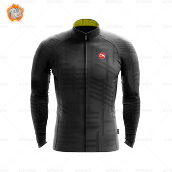 2020 velo de inverno pro conjunto camisa ciclismo mountian bicicleta roupas wear ropa ciclismo corrida roupas ciclismo conjunto 25