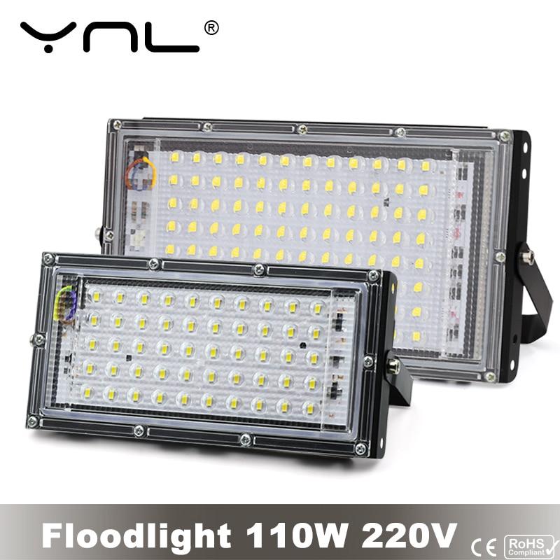 Светодиодный прожсветильник Тор 100 Вт SMD, 220 В переменного тока, 50 Вт
