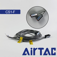 Free Shipping AIRTAC CS1-F Air Pneumatic Cylinder Magnetic Reed Switch Sensor цена 2017