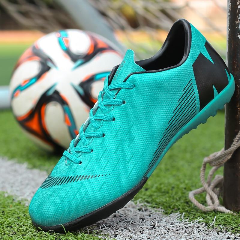 Non-Slip Shoes Breathable Soccer Shoes
