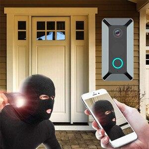 Image 5 - V6 Wifi Doorbell ไร้สาย 720P Doorbell กล้อง Cloud Storage ประตู Bell กล้องกันน้ำ Security House Bell