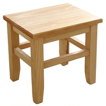 Chair Stool Shoe Bench Living-Room Small Children's Sofa Wood Tea-Table Multi-Function