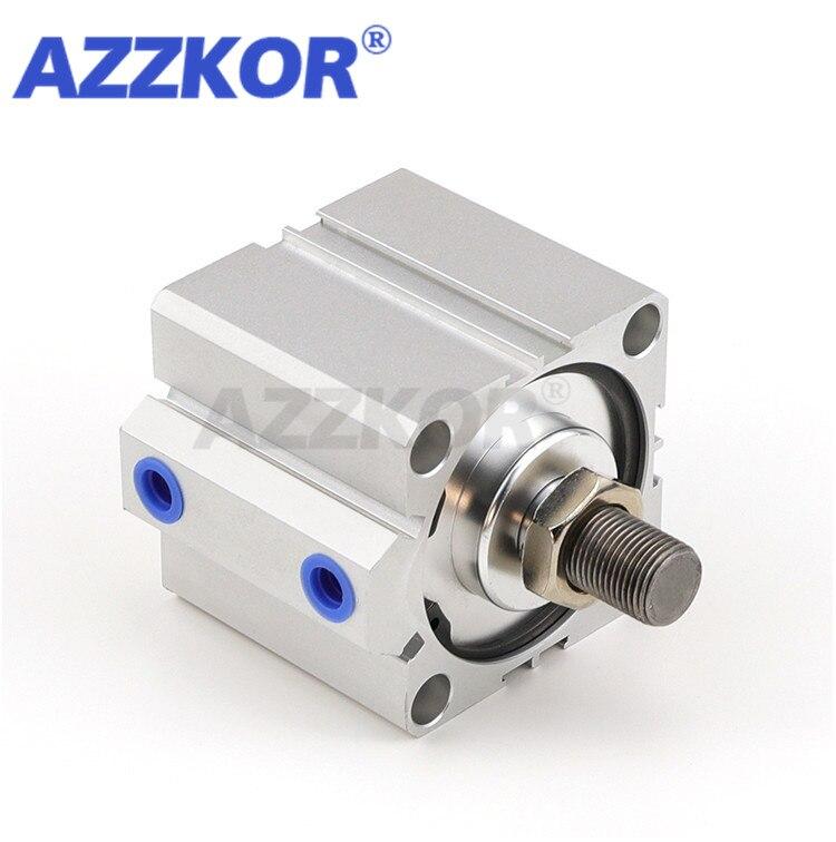 1Pcs 10mm Bore 60mm Stroke Mini Pneumatic Air Cylinder CDJ2B10-60-B