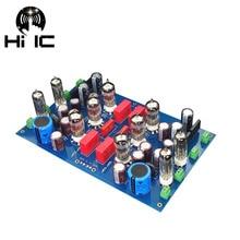 12AX7 6Z4 Tube Power Amplifier Board JP200 HIFI Tube Preamplifier Buffer Preamp DIY Board T0842