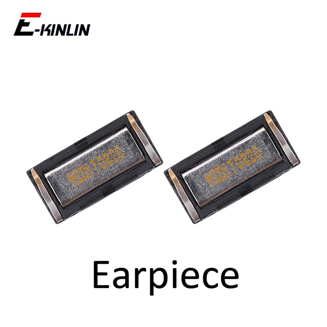 Top Front Earpiece Ear Piece Speaker For Asus Zenfone 3 3S Max Zoom ZC553KL ZC520TL ZC521TL ZE553KL ZX551ML Replace Parts