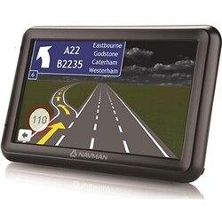GPS–Navman 5000LM–GPS 44Países de Europa Pantalla 5y actualización de Las Tarjetas de Vida