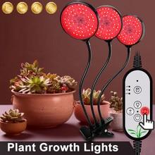 2020 nowy przyjeżdża LED rosną Chip lampa fito pełne spektrum DC5V roślina doniczkowa sadzonka rosną i wzrost kwiatów cieplarnianych Fitolamp