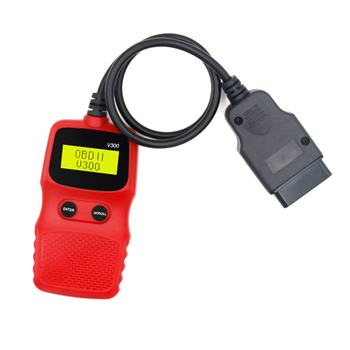 цена на OBD2 ELM327 V300 OBD2 OBDII Auto Diagnostic Tool Scanner Vehicle Repair Tools Engine Code Reader Backlight LCD Display