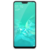 """99% New Oppo A3 4G LTE Mobile Phone MTK Helio P60 Octa Core Android 8.1 6.2"""" IPS 2280X1080 4GB RAM 128GB ROM 16.0MP OTA 2"""