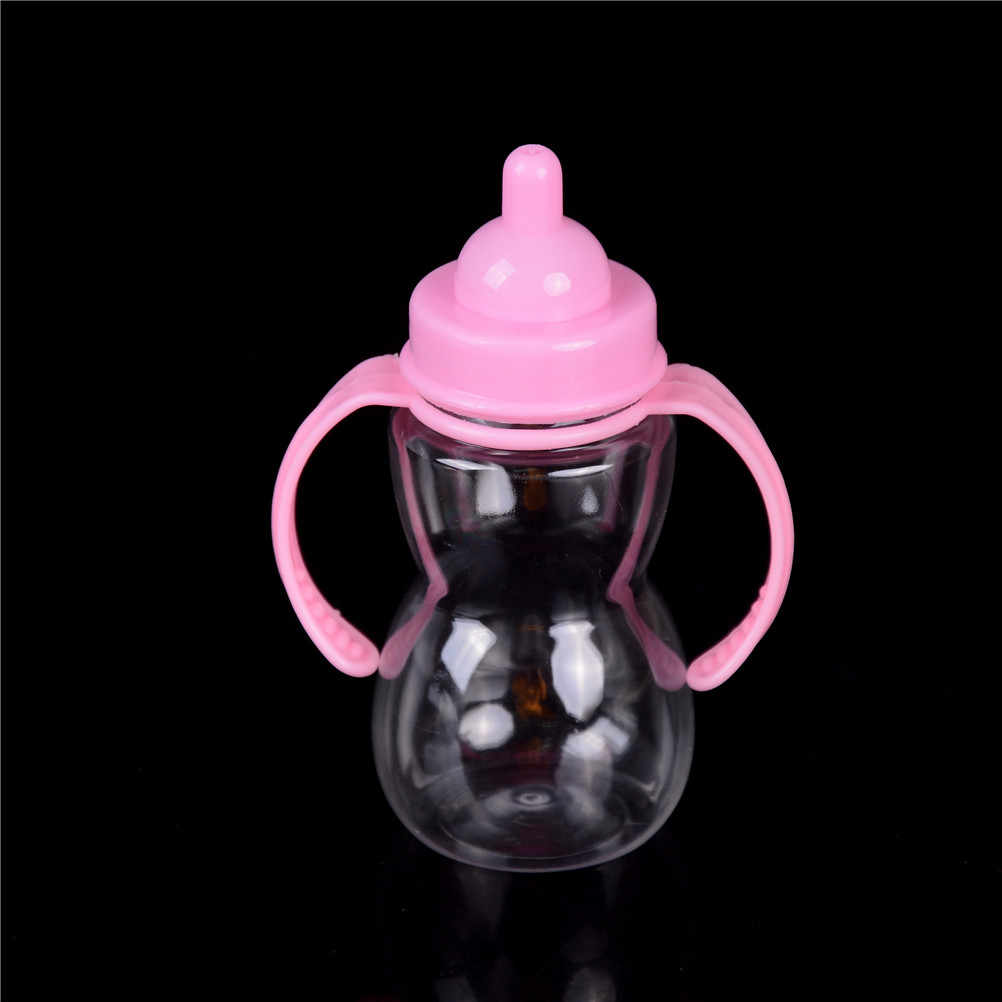 Nowa kolekcja prezentów 2018 dla dzieci klasyczna zabawka dla lalek butelka do karmienia niemowląt butelka dla Barb Kely Doll pokoju dziecięcego akcesoria dla lalek