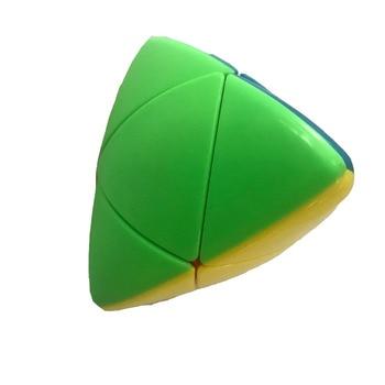 ShengShou Mastermorphix 3x3 2x2 Puzzle Magic Cube Sengso Rice Dumpling Speed professional Pyramorphix Educational Toys Children - discount item  41% OFF Games And Puzzles