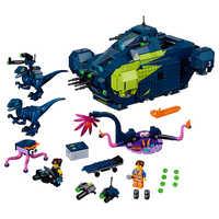 2019 neue Rex Rexplorer Kompatibel Legoingly Film 2 70835 Bausteine Ziegel Für Kid Weihnachten Geschenke Spielzeug Modell Montiert