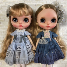 где купить Factory Neo Blyth Doll Customized Matte Face,1/6 BJD Ball Jointed Doll Blyth Dolls for Girl,Reborn Baby Born Toys for Children 3 по лучшей цене