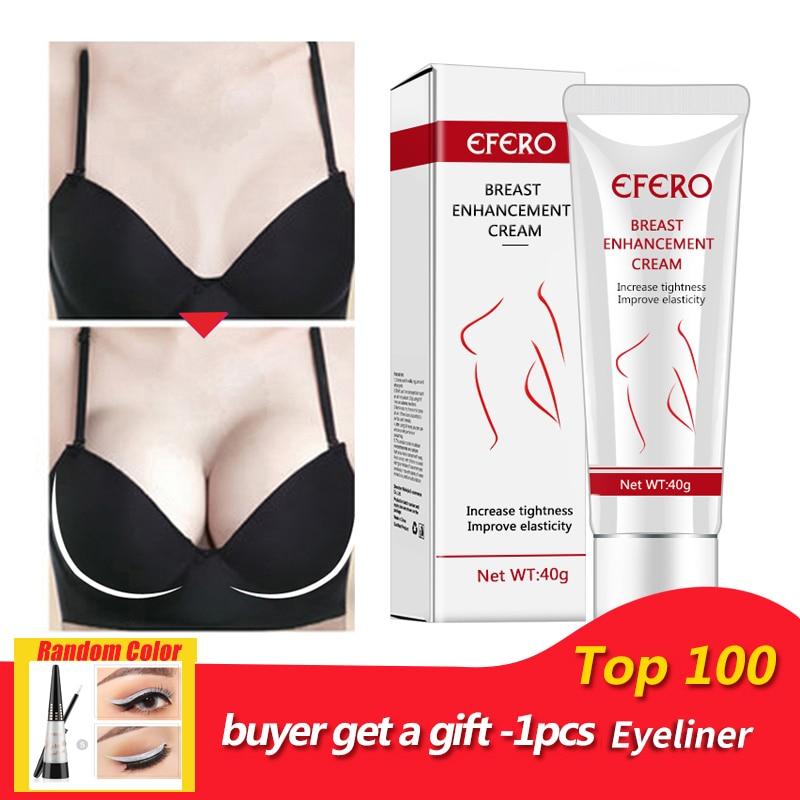 Efero Bigger Boobs Breast Enlargement Cream Big Breast Lift Enhancer Massage Body Firming And Lifting Beauty Breast Growth