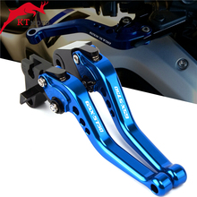 For SUZUKI GSX S750 gsxs750 GSXS 750 ALL YEAR Motorcycle CNC aluminum Shorty Adjustable Brake Clutch Levers