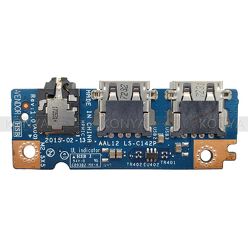 New original Audio USB I/o Circuit Board for DELL Inspiron 5558 5559 LS-C142P image