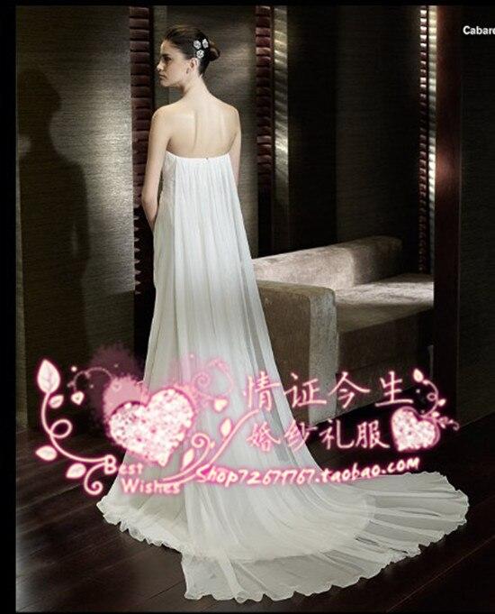bridal gown free shipping robe de soiree bride party casamento 2016 new fashion sexy white long vestido de noiva wedding dress