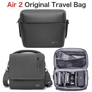 Оригинальная сумка Dji Mavic Air 2, 100% Фирменная оригинальная водонепроницаемая сумка на плечо для Mavic Air 2, сумка на плечо, аксессуары