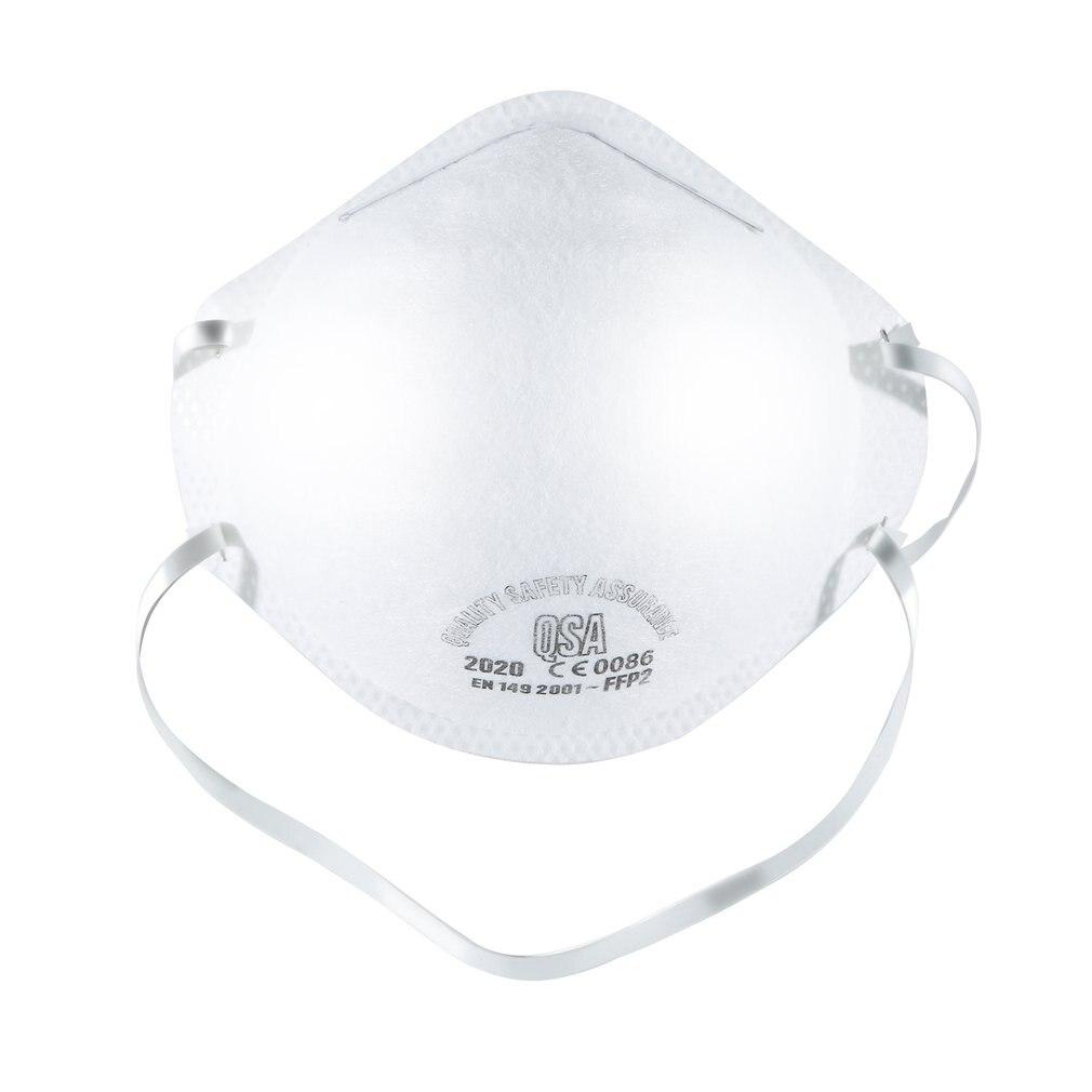 100 шт рот маска против пыли загрязнение маска PM2.5 угольный фильтр вставить промывают многоразовые лицо щит здравоохранение инструмент - 3