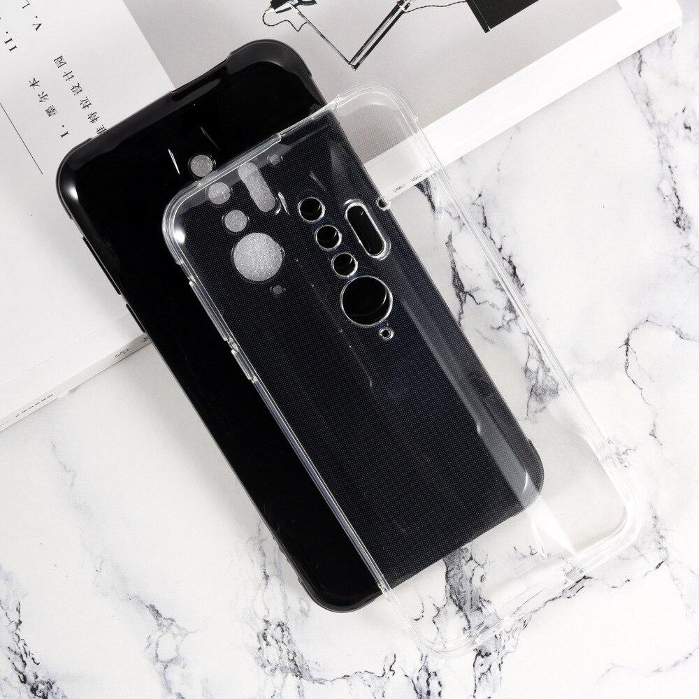 Macio preto tpu caso para blackview bv6300 pro gel pudim silicone caso capa traseira para blackview bv6300pro escudo do telefone de proteção